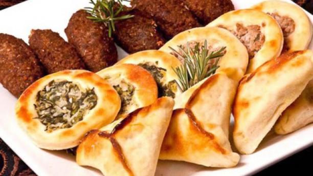 JÁ1000 Especialidades Árabe Sugestão do chef