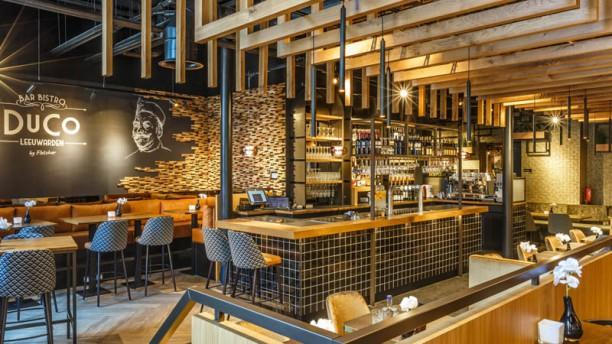 Bar Bistro DuCo Leeuwarden (by Fletcher) Het restaurant