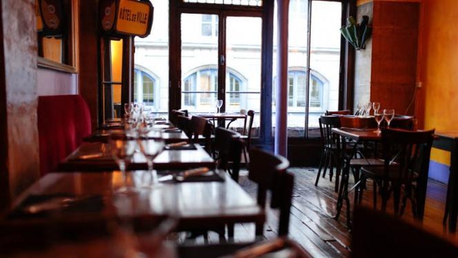 Le Coupe Gorge Paris - Restaurant - Paris