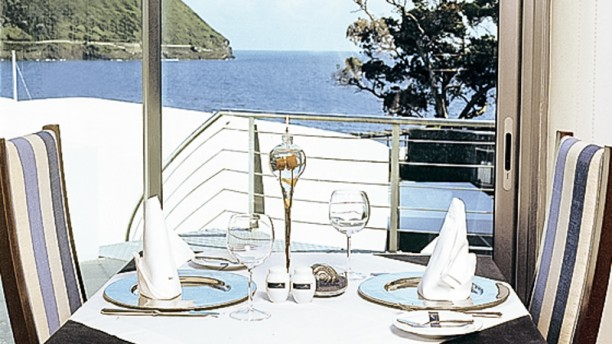Cozinha do Caracol Vista mar