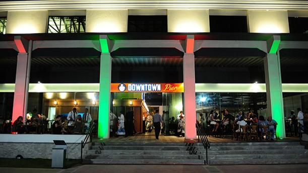 Downtown Pier Gastrobar rw Downtown Pier Bistrô & Café