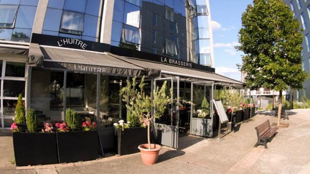 Le Chateaubriand Chatenay Malabry L'Entrée du Restaurant