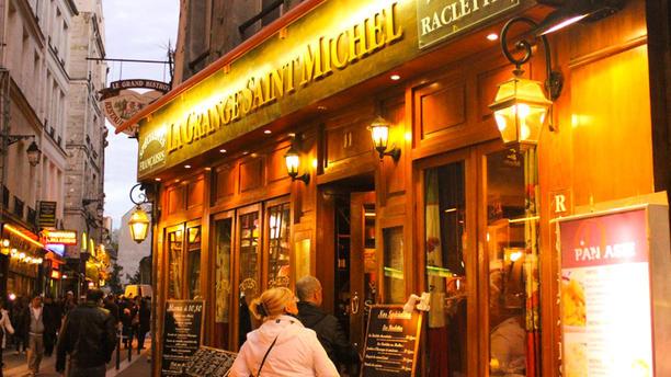 La Grange Saint Michel Façade du restaurant
