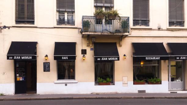Au Jean Moulin Façade