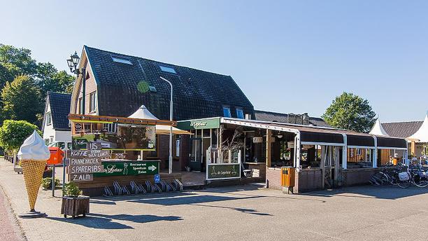 De Lepelaar familie restaurant voor divers eten en vermaak