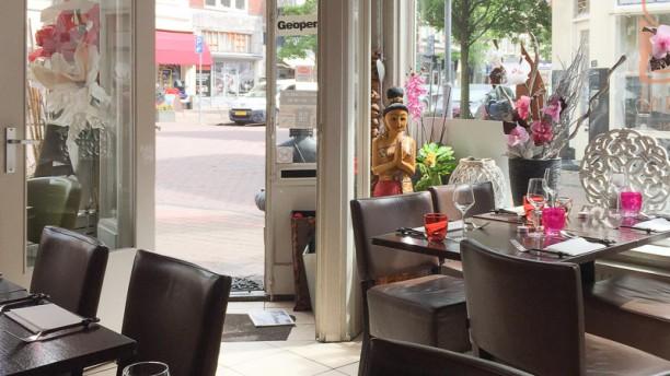 Siri Thai Restaurantzaal