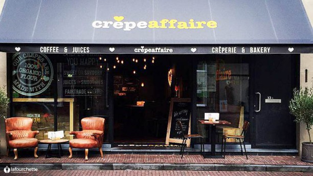 Crepe Affaire Haarlem Ingang
