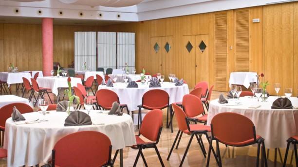 Malvasía - Escola d'Hoteleria de les Illes Balears Vista sala