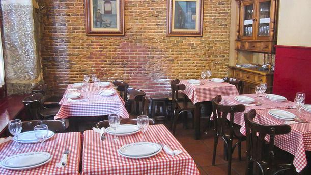 Taberna de San Bernardo Vista Sala