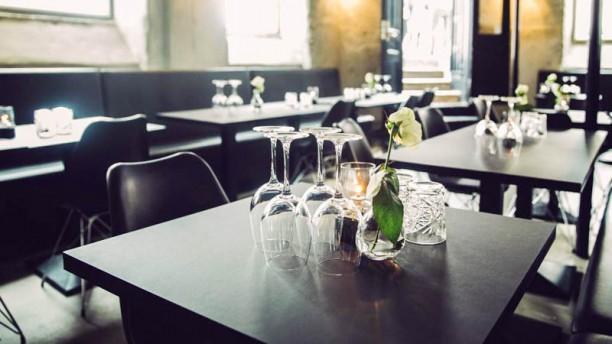 KöD København Detalje af bordet