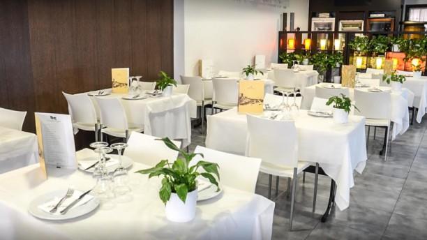 International Restaurant Sala del restaurante