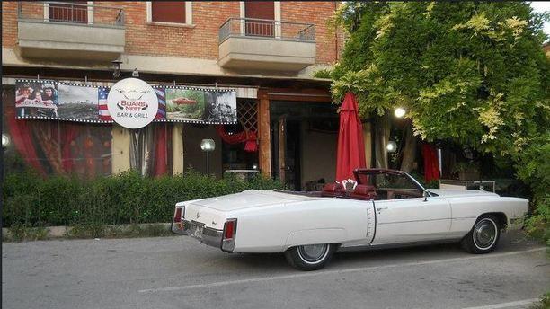 Boars Nest facciata ristorante.JPG