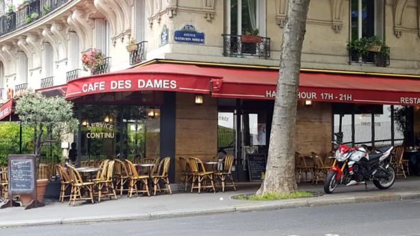 Le Café des Dames Terrasse