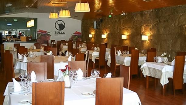 Bulls Restaurante sala
