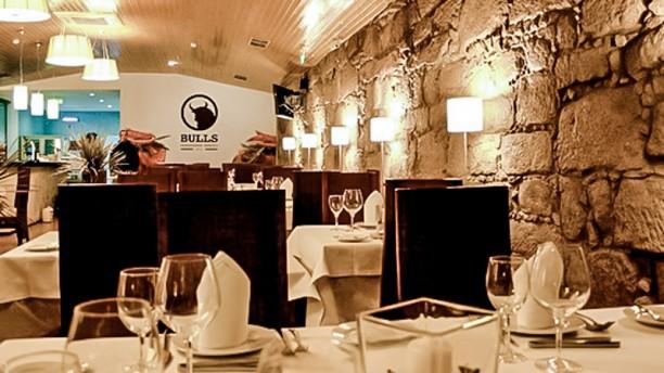 Bulls Rodízio Steakhouse sala