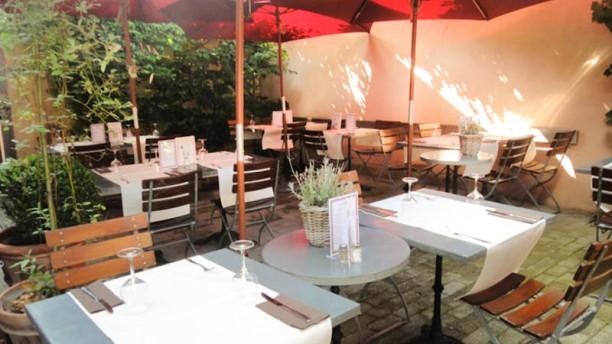 Brasserie des Arts terrasse
