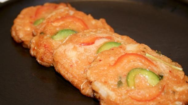 Sodam galette au kimchi