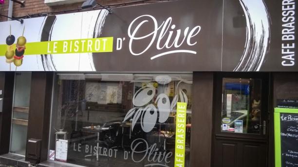 Le Bistrot d'Olive façade
