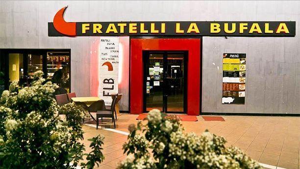 Fratelli La Bufala - Cinisello Balsamo Chiuso Facciata locale