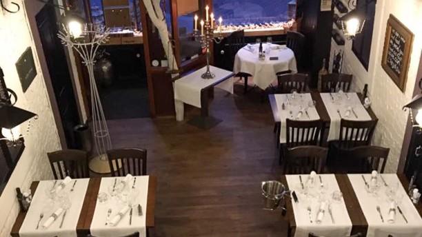 L'Angolo Divino Het restaurant