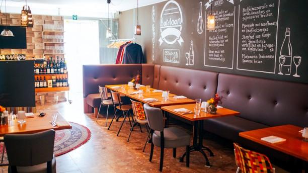 Restaurant Batelaan Het restaurant