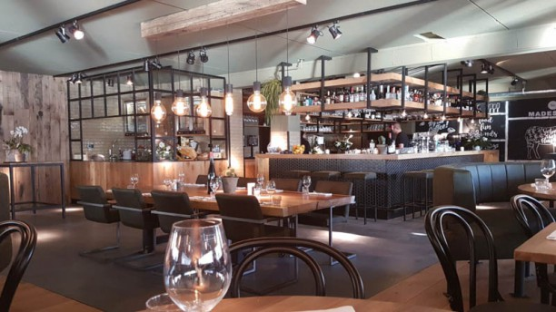 Madestein restaurant events in den haag menu for Den haag restaurant