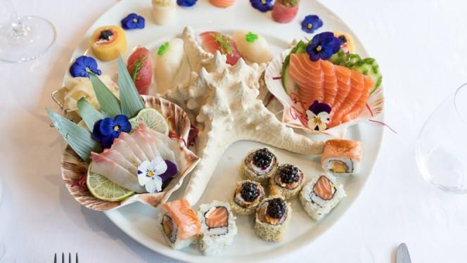 Combinado de sushi de fusão - Sushi & Meat, Matosinhos