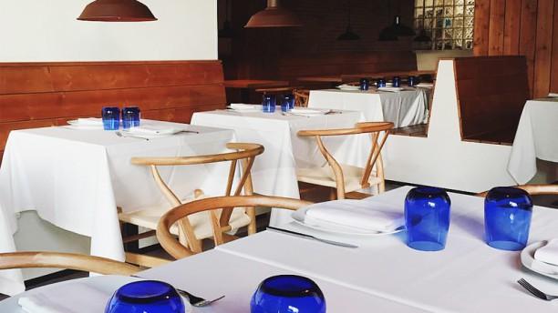 Restaurante Els Set (Sants) Vista sala