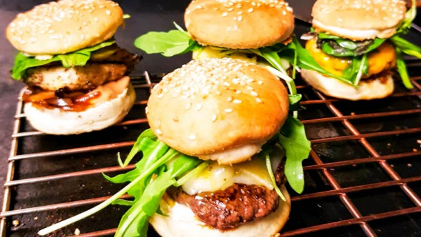 Burger Parisien Suggestion du Chef
