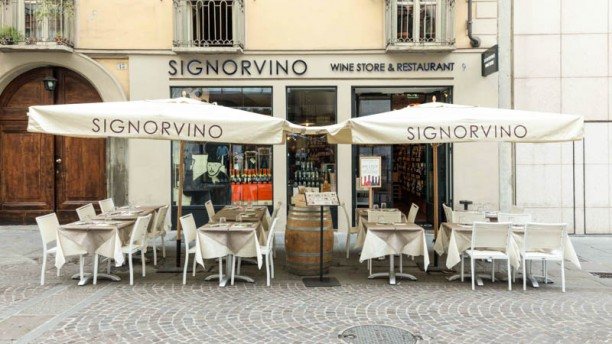 Signorvino – Torino Ingresso