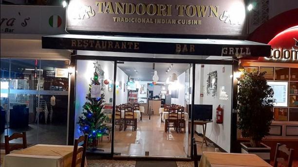 Tandoori Town Entrada