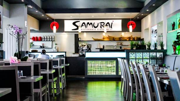 Samurai La sala