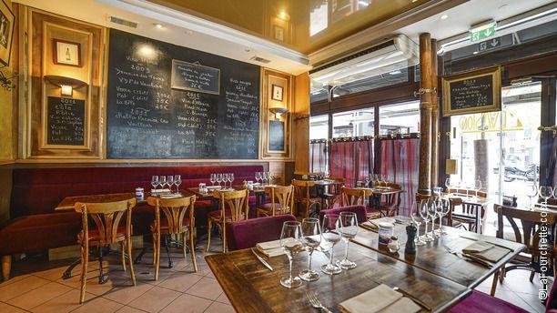 restaurant l 39 vasion paris 75008 saint lazare menu avis prix et r servation. Black Bedroom Furniture Sets. Home Design Ideas