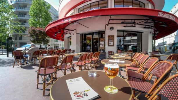 Café 21 La Terrasse