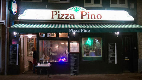 Pizza Pino, Amsterdam