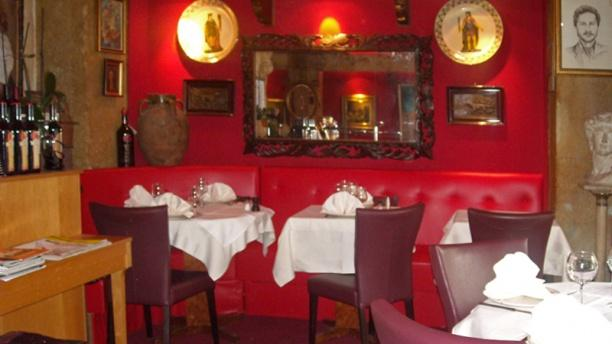 Restaurant da franco paris 75017 ternes porte - Auberge dab porte maillot restaurant ...