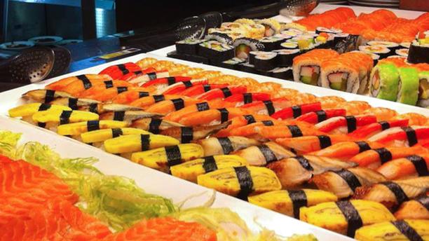 Wok restaurant de Molen Sushi