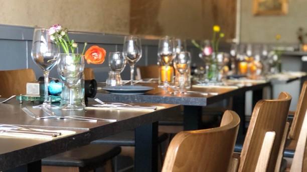 Stadscafe De Dighter Het restaurant