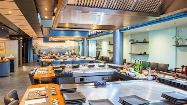 Teppanyaki & sushi lounge Ai Uchi Het restaurant