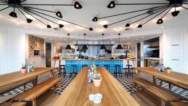 Zoku Amsterdam Restaurant