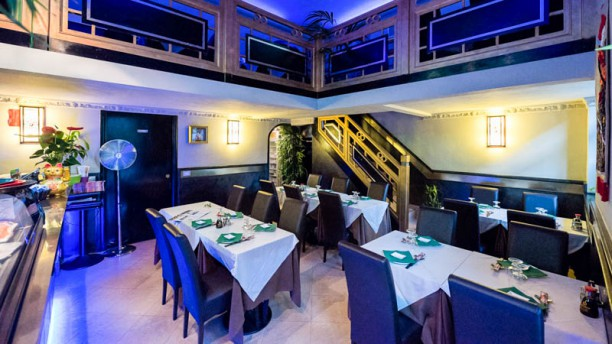 Piacere Sushi Vista sala