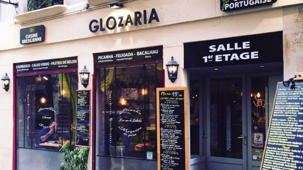 Glozaria Entrée