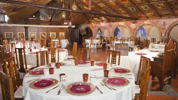 Torre dei Gelsi Sala del ristorante