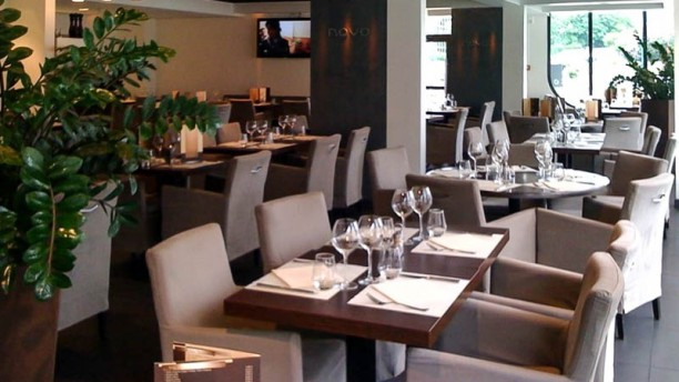 Le Novo Restaurant A Fontenay Sous Bois