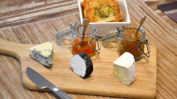 Lapin Café Et Bistrot sugestão prato