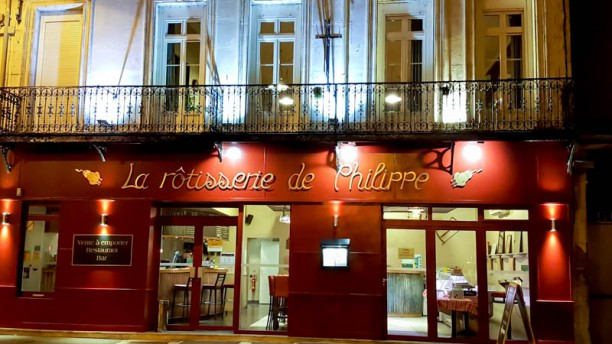 La Rôtisserie de Philippe Entrée