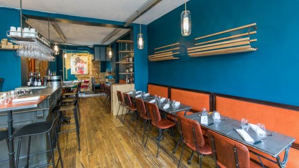 vivre canal saint martin in paris restaurant reviews. Black Bedroom Furniture Sets. Home Design Ideas