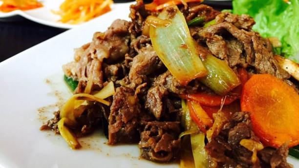 Bibimbap | Recipe | Korean food bibimbap, Bibimbap recipe ...  |Bap Korean Food