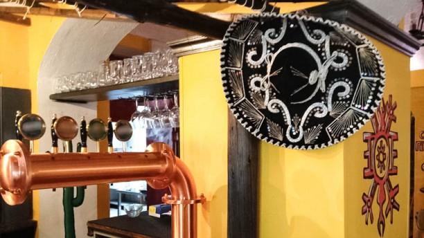 Mezcal Mexican Grill & Bar sala