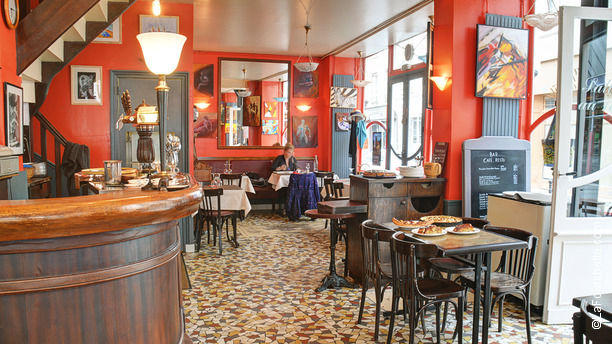 Restaurant le bistrot gourmand du haut marais paris 3 me for Deco in paris avis